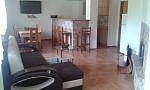 Chata Dolinka - spoločenská miestnosť s TV,SAT a barom
